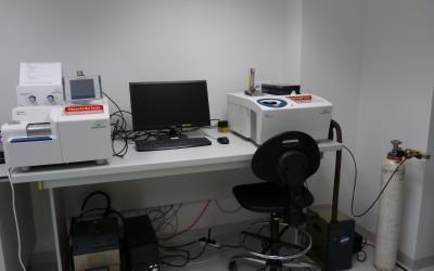 Simultánny TGA/DSC analyzátor