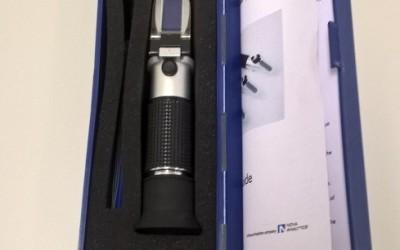Ručný refraktometer