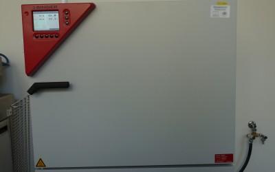 Testovacia klimatizačná komora