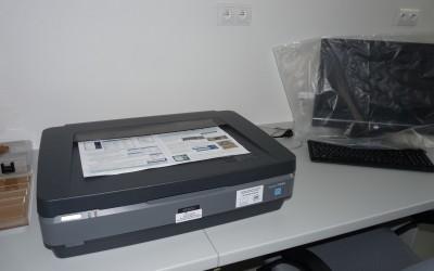 Špecializovaný scanner