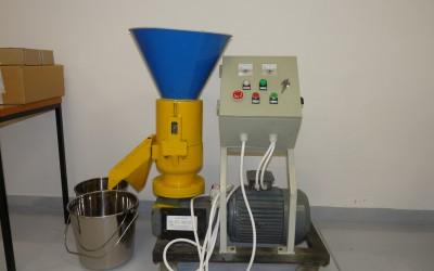 Lis na výrobu peliet z bioenergetických plodín
