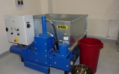 Lis na výrobu brikiet z bioenergetických plodín