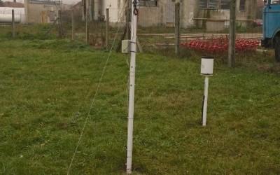 Malá meteorologická stanica – METEO