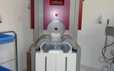 Laboratórny mlecí automat