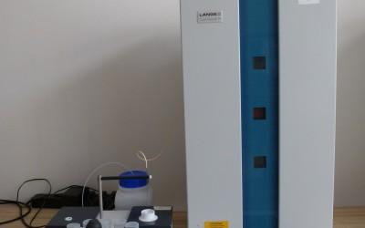 Analyzátor celkového dusíka s autosamplerom