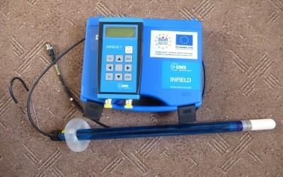 Sada na meranie potenciálu pôdnej vody