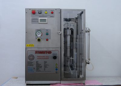 French Pressure Cell FPG 12800 Biomass homogenizer