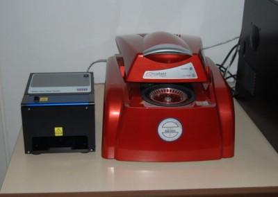 DNA - HRM analyzátor